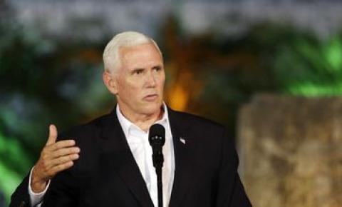 Vice-presidente dos EUA anuncia viagem ao Brasil para final do mês