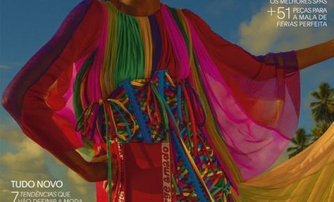 Minha língua é minha pátria: conheça a edição de julho da Vogue Brasil