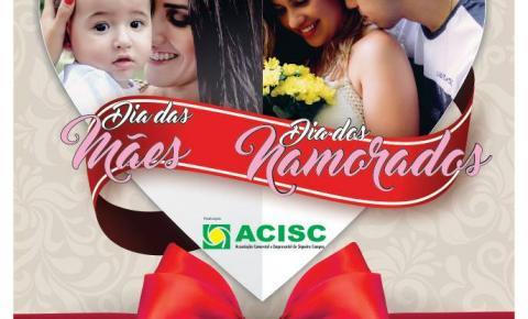 ACISC faz entrega de moto 0KM da Promoção Dia das Mães e Dia dos Namorados