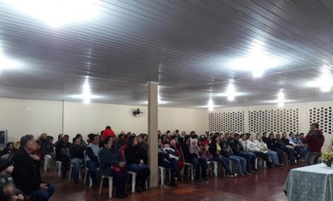 Lar do Menor Siqueirense realiza reunião de pais e lança o P.D.M ( Projeto Disciplina de Maria )