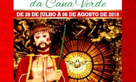 População siqueirense se prepara para 87ª Festa do Senhor Bom Jesus da Cana Verde
