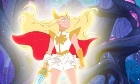 Netflix divulga imagens de 'She-Ra: A Princesa do Poder'