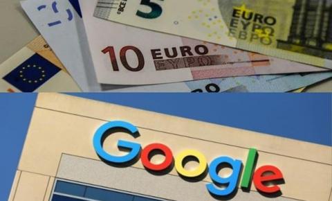 UE impõe multa recorde de 4,34 bilhões de euros ao Google.