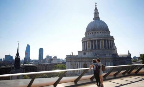 Centro histórico de Londres funcionará com 100% de energia renovável.