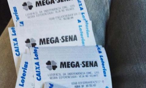 Fez sua aposta? Confira o resultado da Mega-Sena desta quarta-feira.