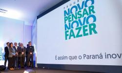 Governo realiza a Semana Paraná Inovador e a torna anual