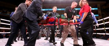 Boxeador americano Patrick Day morre após sofrer lesões cerebrais em luta