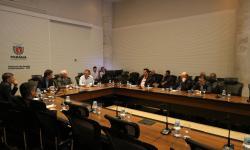 Governo e bancada federal discutem concessão de rodovias