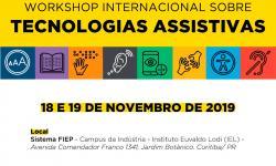 Workshop apresenta tecnologias para pessoas com deficiência