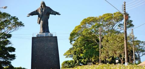 Monumento Cristo Rei em Cornélio Procópio será revitalizado