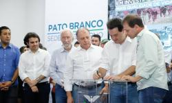 Governo confirma R$ 54 milhões para municípios do Sudoeste