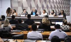 Oficiais de Justiça pedem a parlamentares mais proteção para a categoria