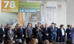 Governador autoriza R$ 78 milhões para hospitais filantrópicos