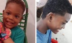 Irmãos de 2 e 14 anos morrem após levarem choque, em São Gonçalo