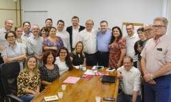Saúde firma parceria pela regionalização no Paraná
