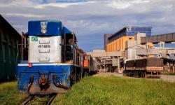 Participação do modal ferroviário cresce nos portos do Paraná