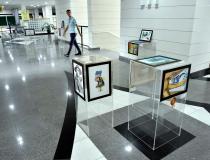 Mostra do Centro Juvenil de Artes está no Palácio das Araucárias