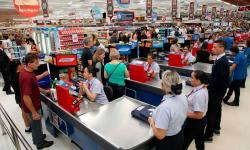 Supermercados terão horário especial para idosos e gestantes