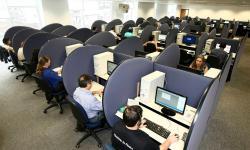Governo alerta sobre riscos com funcionários de call center