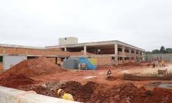 Governo retoma últimas obras paralisadas de prédios escolares