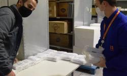 IBMP recebe nova remessa de material para testes da Covid-19