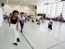 Balé Guaíra faz aulas virtuais para profissionais e estudantes