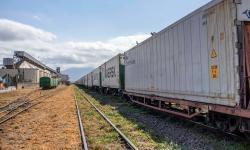 Ferroeste ultrapassa marca de mil contêineres transportados