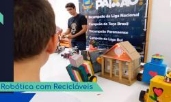 Laboratórios de robótica beneficiarão 5 mil estudantes do Sudoeste