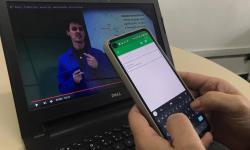 Registro de professores nas salas virtuais fica mais rápido