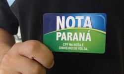 Nota Paraná sorteará R$ 25 milhões em dois meses
