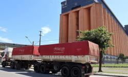 Silos públicos do Porto de Paranaguá têm desempenho recorde