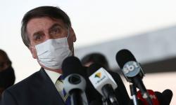 Bolsonaro testa positivo para a covid-19