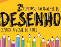 Centro Juvenil de Artes lança 2º Concurso Paranaense de Desenho