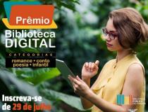 Inscrições abertas para o Prêmio Biblioteca Digital