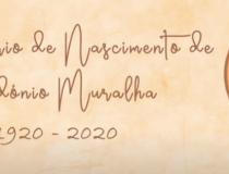 Série de vídeos homenageia centenário de Sidónio Muralha