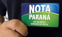 Nota Paraná libera nesta sexta R$ 16,5 milhões em créditos