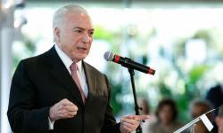 Justiça autoriza saída de Michel Temer do Brasil