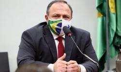 Ministro da Saúde explica distribuição de remédios e testes para Covid nos estados