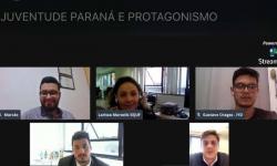 Paraná incentiva protagonismo da juventude e participação na política