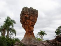 Parque Vila Velha reabre com novas atrações para os visitantes