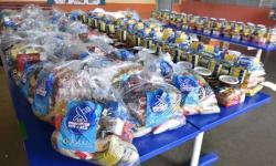 Governo entrega 30 mil toneladas de alimentos da merenda escolar