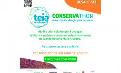 Evento desafia criatividade em soluções para a proteção da Mata Atlântica