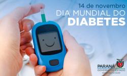 Secretaria da Saúde alerta sobre prevenção e controle do diabetes