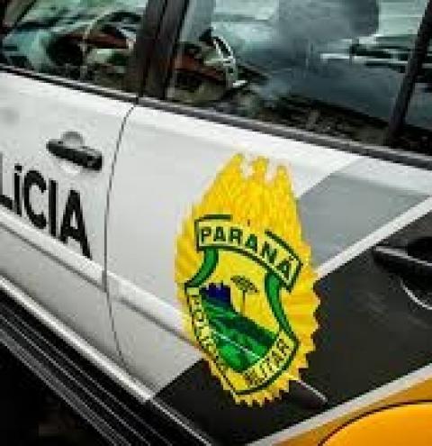 ROTAM prende 4 indivíduos com drogas em Siqueira Campos