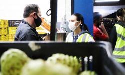 Orientação reduz contaminação por coronavírus na Ceasa Curitiba