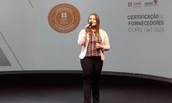 Copel premia fornecedores no setor de geração e transmissão