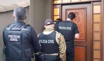Polícia Civil prende criminosos que criavam sites falsos para golpes