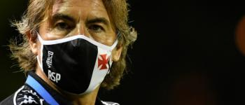 Grasseli explica derrota e diz que Sá Pinto escalou time do Vasco