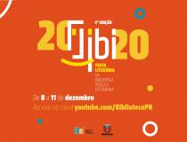 Festa Literária da Biblioteca Pública será totalmente online