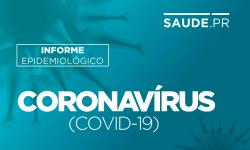 Boletim registra 6.253 novos casos de Covid-19. Paraná aplicou 364.633 doses da vacina